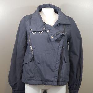 Topshop moto Jacket size 10 euro 38